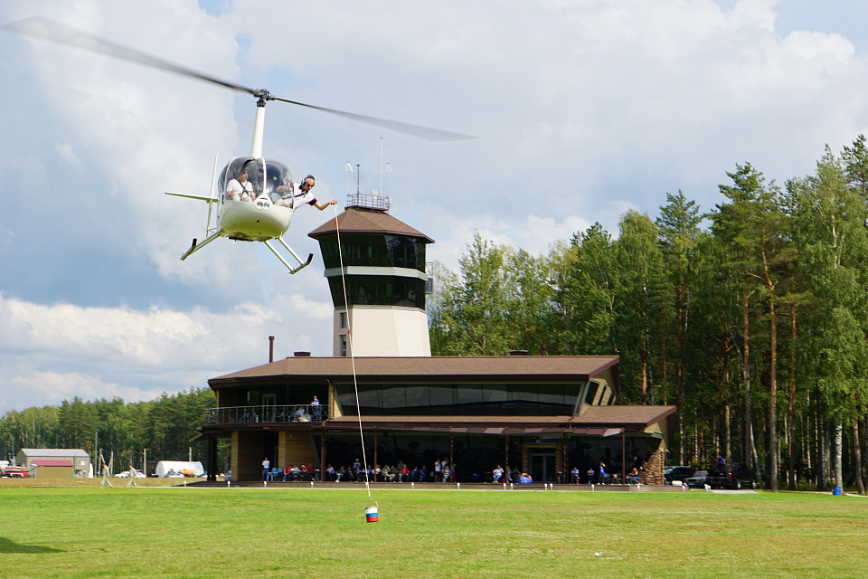 The 54th Russian Helicopter Open is over.