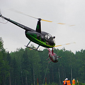 The 4-th stage of Helicopter World Cup has finished in Minsk