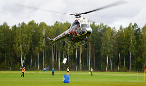 The 55th Russian helicopter championship is over.