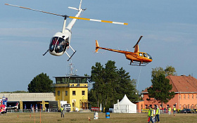 Helicopter sport - 60 years in Russia, 20 years in Austria!